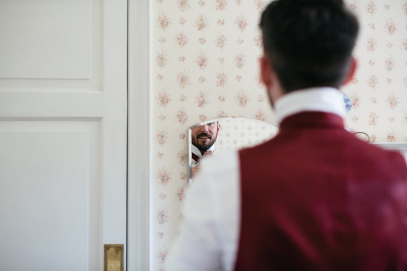 Fi and Mike Inshriach Estate Wedding-10