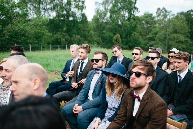 Fi and Mike Inshriach Estate Wedding-109