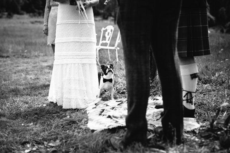 Fi and Mike Inshriach Estate Wedding-113
