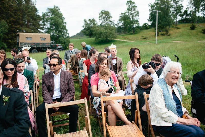 Fi and Mike Inshriach Estate Wedding-121