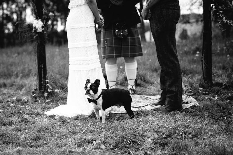 Fi and Mike Inshriach Estate Wedding-125