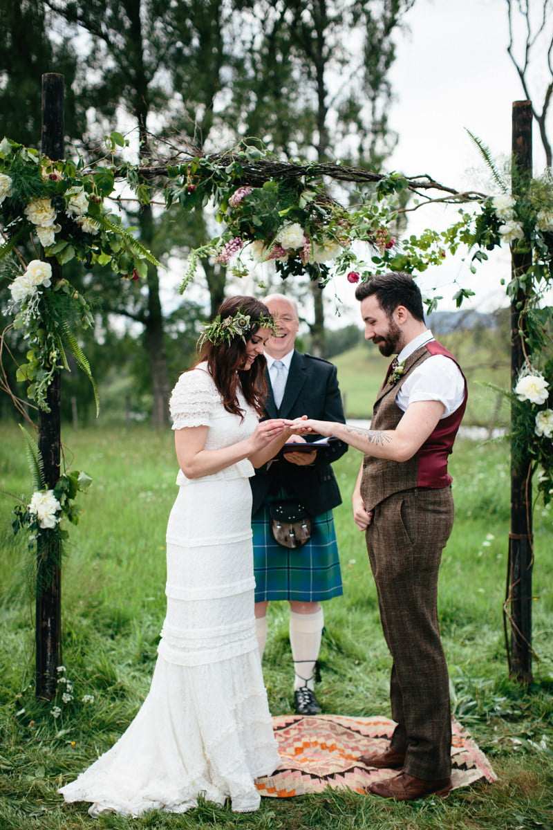 Fi and Mike Inshriach Estate Wedding-126
