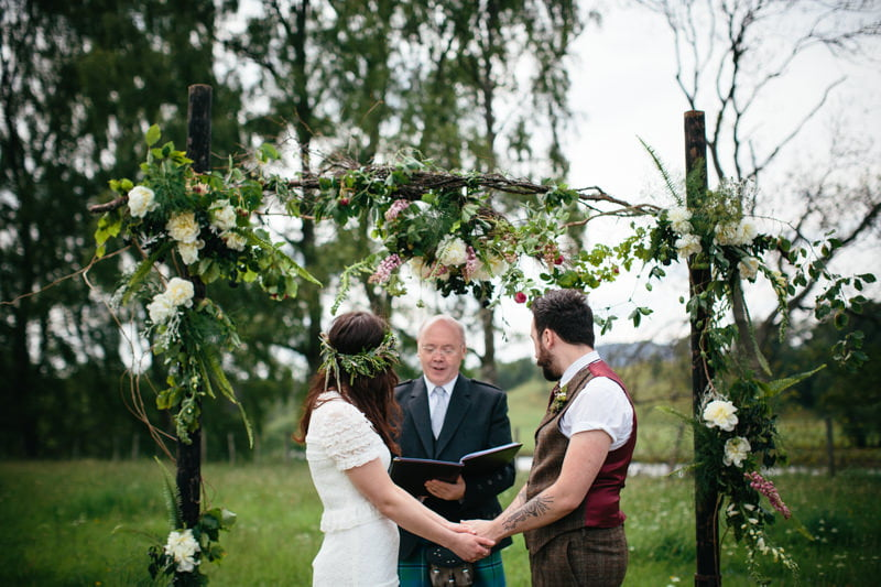 Fi and Mike Inshriach Estate Wedding-127