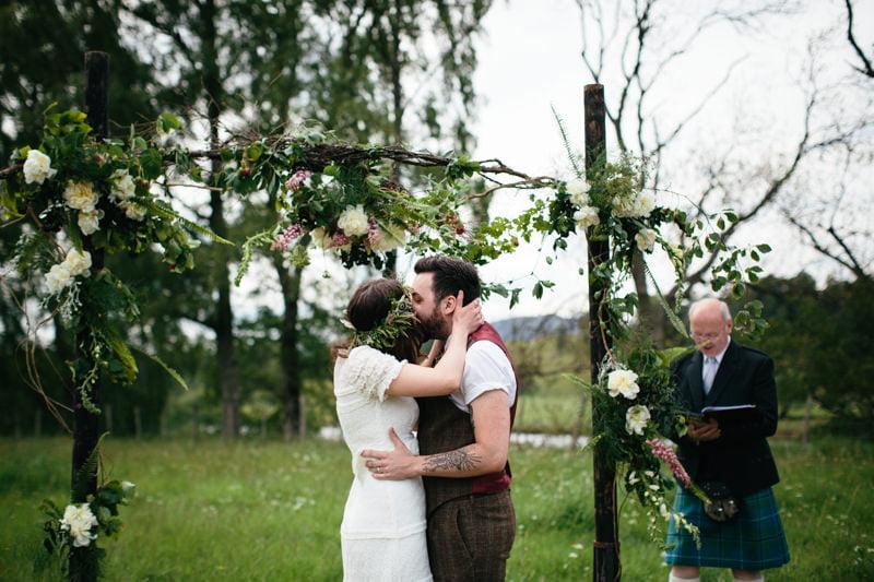 Fi and Mike Inshriach Estate Wedding-130