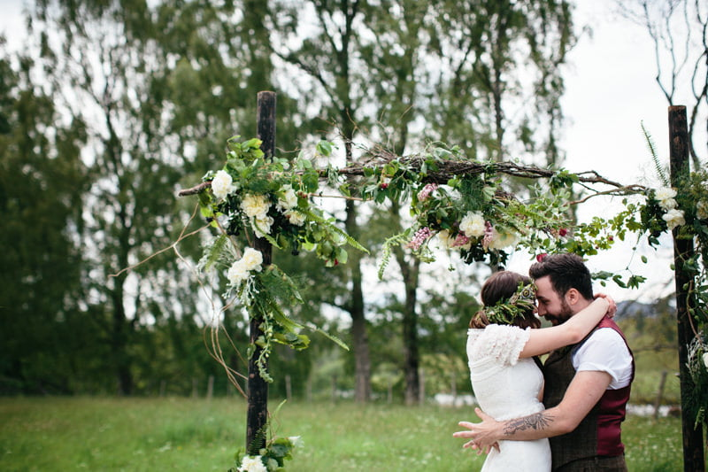 Fi and Mike Inshriach Estate Wedding-131