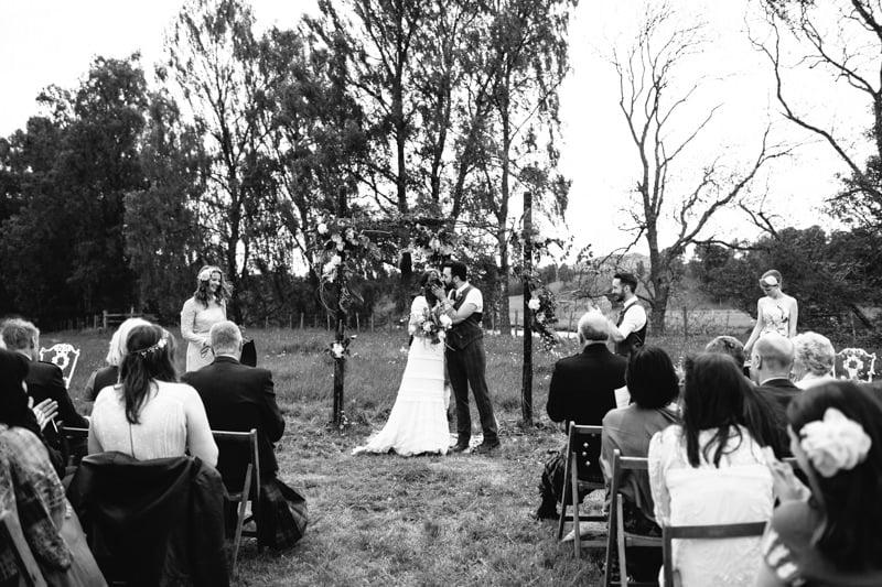 Fi and Mike Inshriach Estate Wedding-140