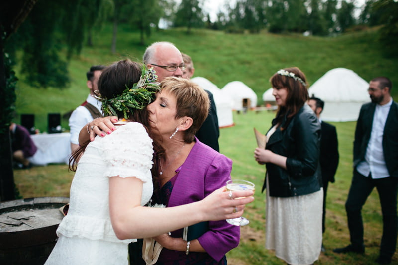 Fi and Mike Inshriach Estate Wedding-155