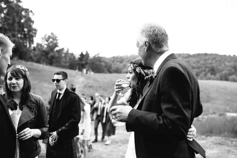 Fi and Mike Inshriach Estate Wedding-156