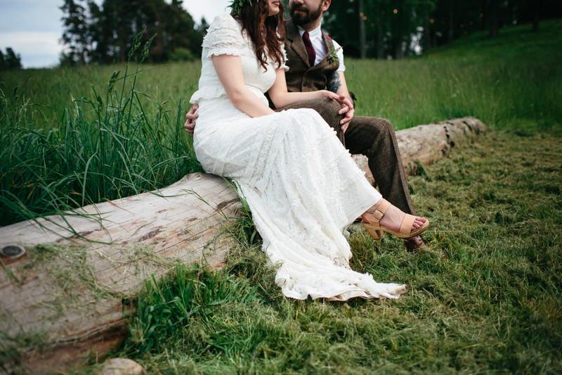 Fi and Mike Inshriach Estate Wedding-212