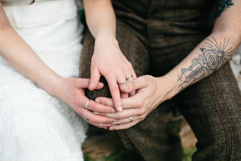 Fi and Mike Inshriach Estate Wedding-213