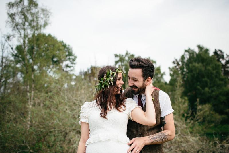 Fi and Mike Inshriach Estate Wedding-218