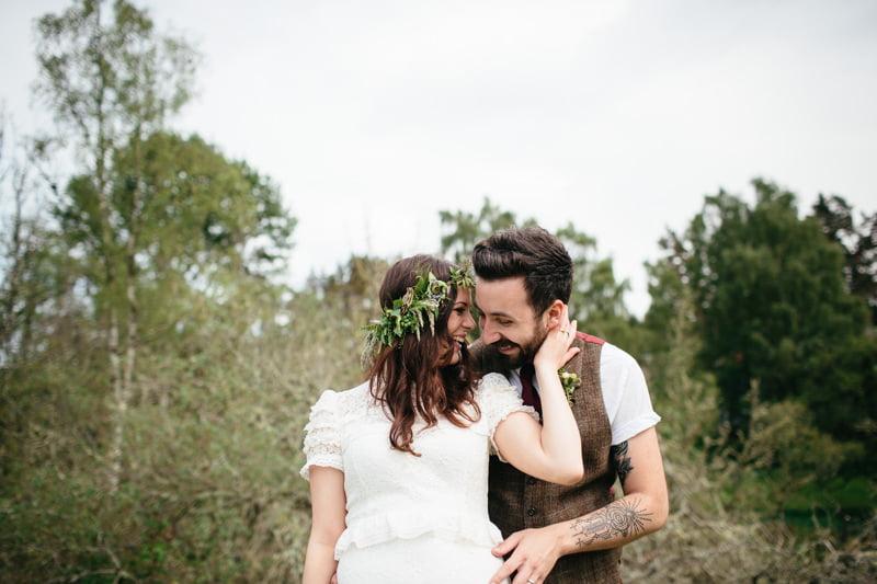Fi and Mike Inshriach Estate Wedding-219