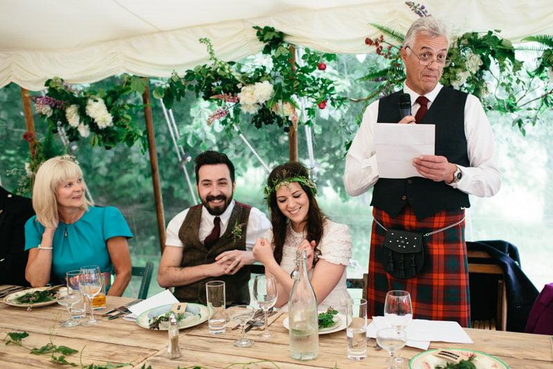 Fi and Mike Inshriach Estate Wedding-238