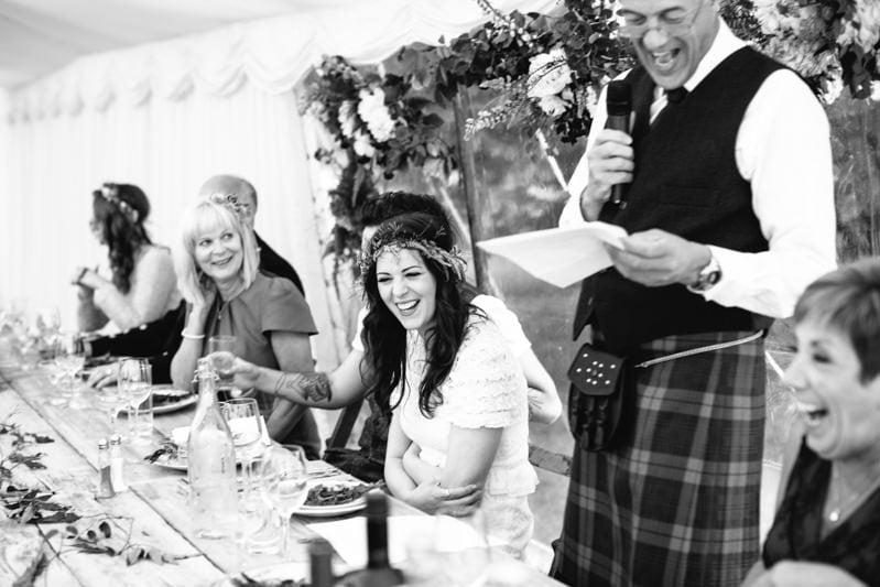 Fi and Mike Inshriach Estate Wedding-242