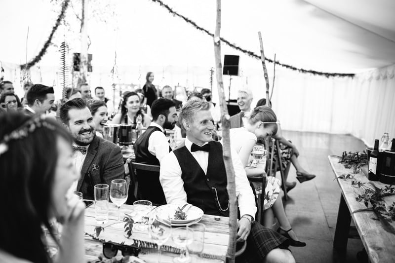 Fi and Mike Inshriach Estate Wedding-244