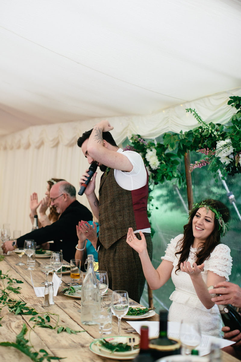 Fi and Mike Inshriach Estate Wedding-246