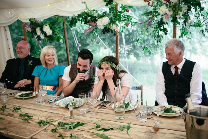 Fi and Mike Inshriach Estate Wedding-259