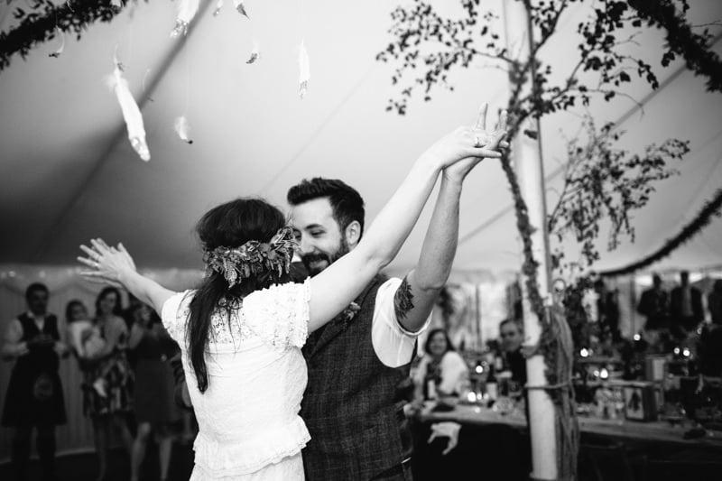 Fi and Mike Inshriach Estate Wedding-295