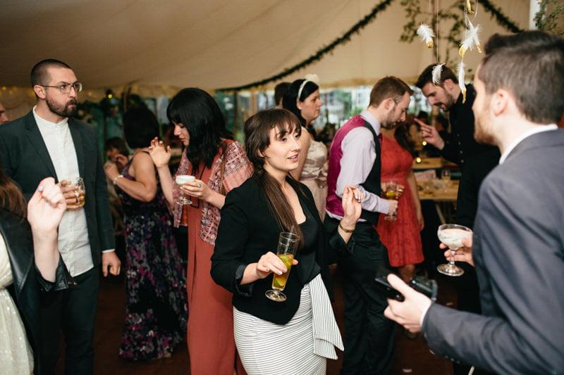 Fi and Mike Inshriach Estate Wedding-301