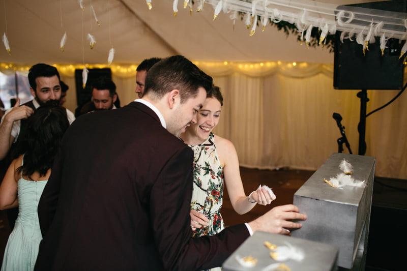Fi and Mike Inshriach Estate Wedding-302