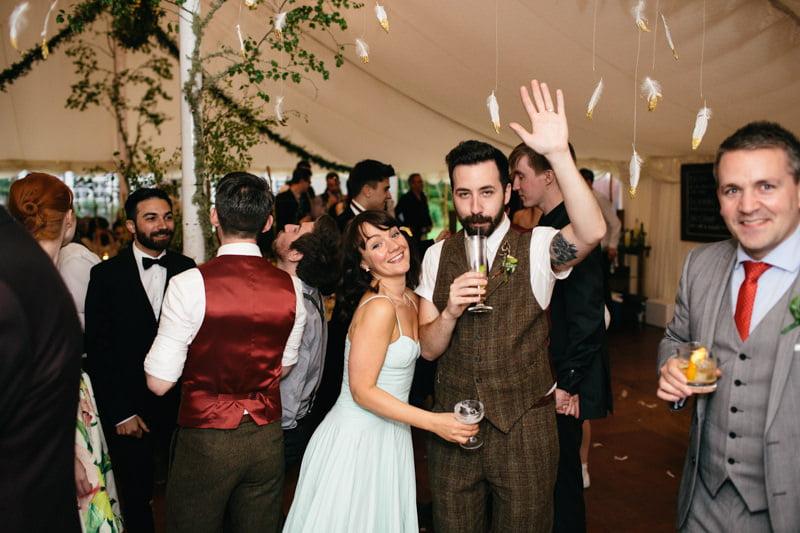 Fi and Mike Inshriach Estate Wedding-304