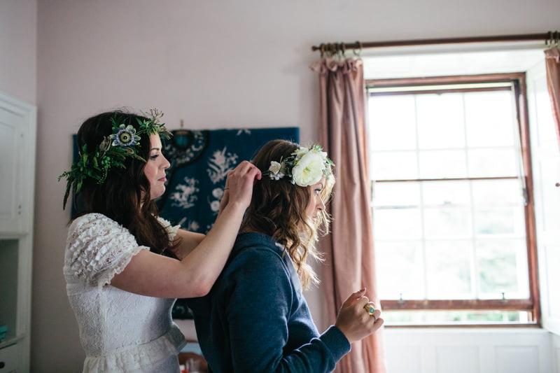 Fi and Mike Inshriach Estate Wedding-58