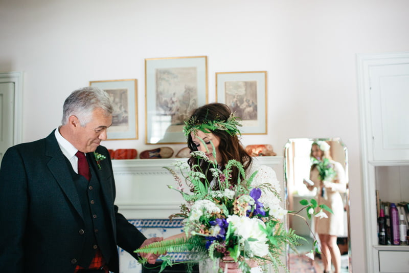 Fi and Mike Inshriach Estate Wedding-72