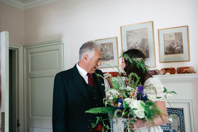 Fi and Mike Inshriach Estate Wedding-73