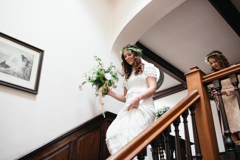 Fi and Mike Inshriach Estate Wedding-76