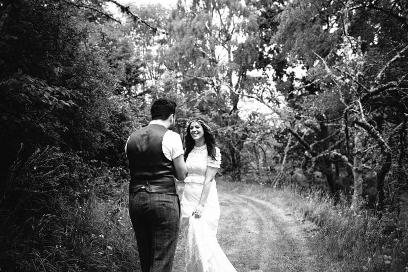 Fi and Mike Inshriach Estate Wedding-85
