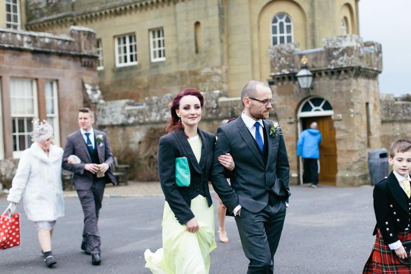 Culzean Castle Wedding-192