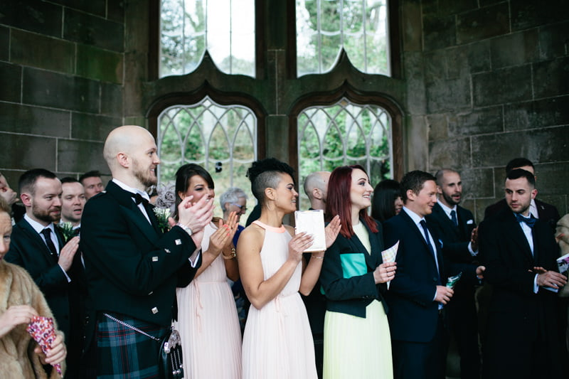 Culzean Castle Wedding-300