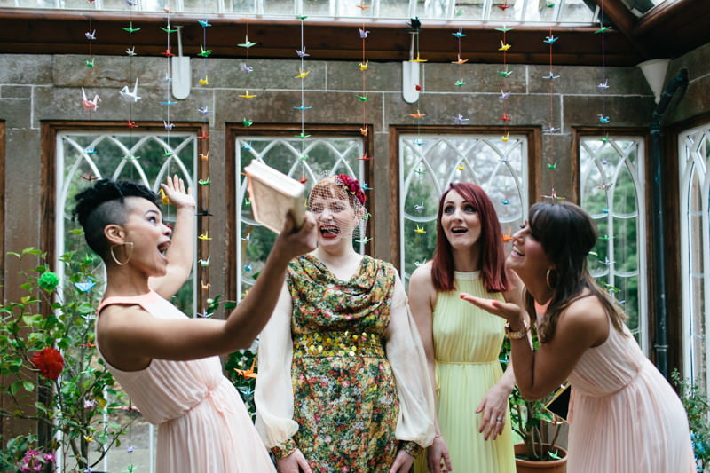 Culzean Castle Wedding-315