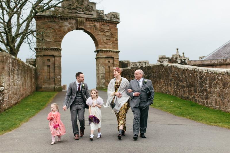 Culzean Castle Wedding-503