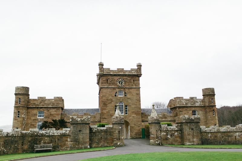 Culzean Castle Wedding-57